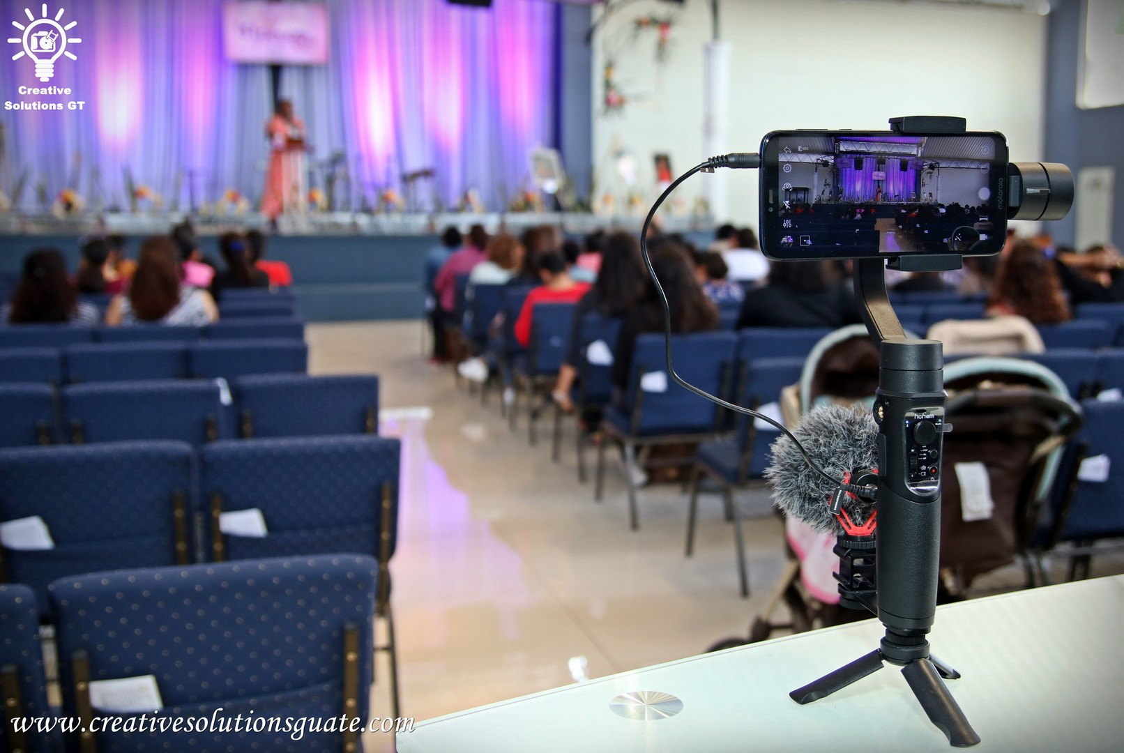 servicio de video para conferencias en guatemala