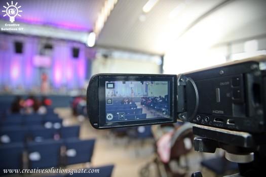 servicio de video para eventos en guatemala